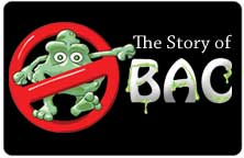 "Icon for ""The Story of BAC"" produced by NMSU Media Productions."