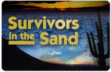 "Icon for ""Survivors in the Sand"" produced by NMSU Media Productions"